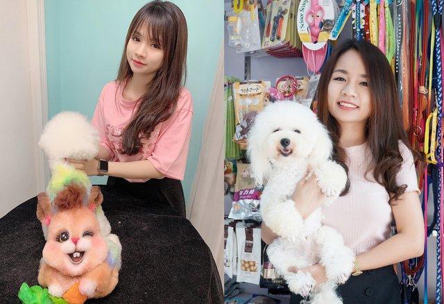 Master Thùy Linh Nguyễn - Người sáng lập ra thương hiệu Kimi Pet
