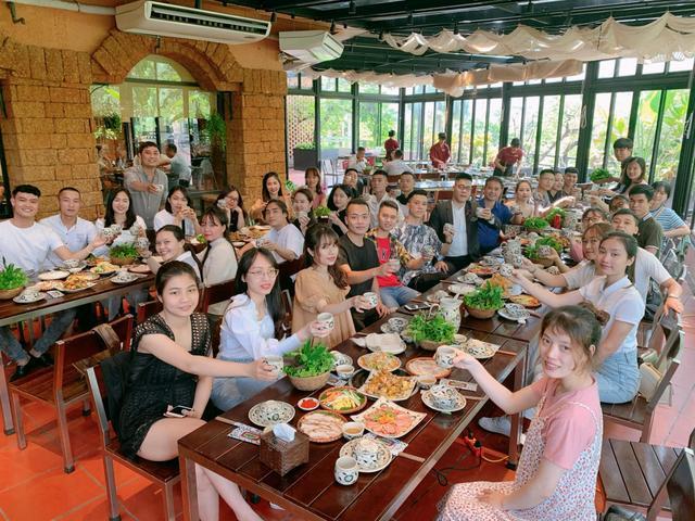 Buổi liên hoan chào mừng ngày quốc tế phụ nữ 8/3 tại Kimipet