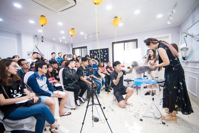 Kimi Pet tổ chức hội thảo quốc tế với sự tham gia của Master Xiao Hao Và Master Wang Dang